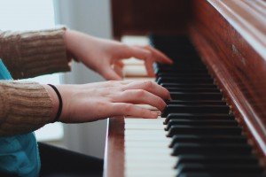 What childhood piano lessons did to you?