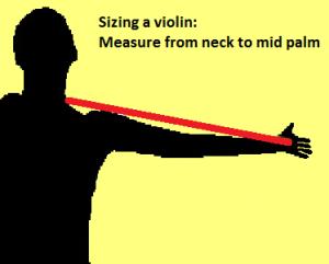 sizing-violin