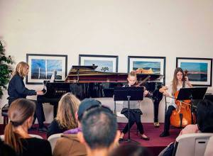 Chamber Music Program in Huntington Beach School of Music