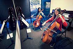 Cello lessons Huntington Beach