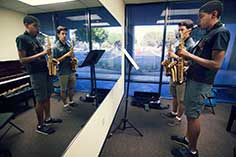 Wind instruments lessons Huntington Beach