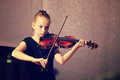 Violin lessons Huntington Beach